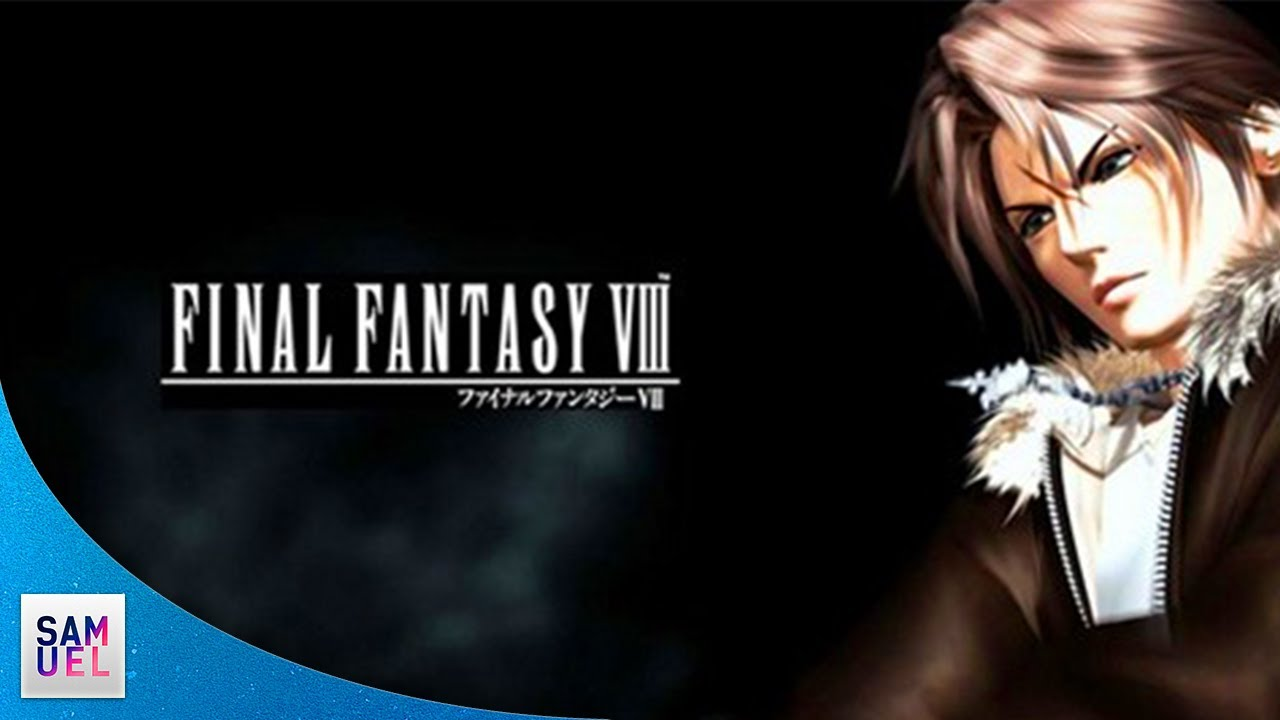 Final Fantasy Viii Remake Project Final Fantasy Viii Remake