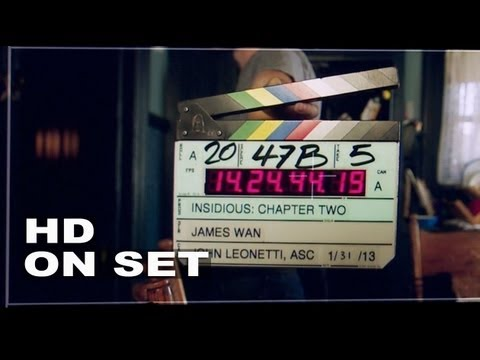 Insidious Chapter 2 Behind The Scenes Part 1 Of 2