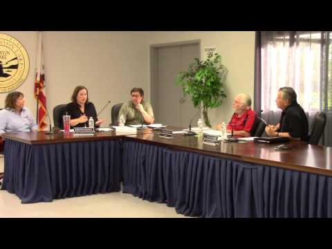 March 1, 2016 Admin and Finance Meeting
