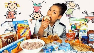 CRAZY CHEATDAY  CHILDHOOD FAVORITES