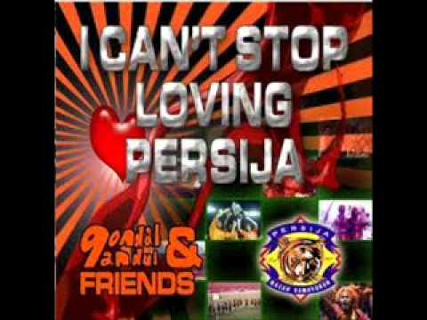 Persija Jakarta - Kesurupan