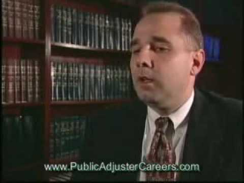 Public Adjuster/Property Inspector Career Oppty