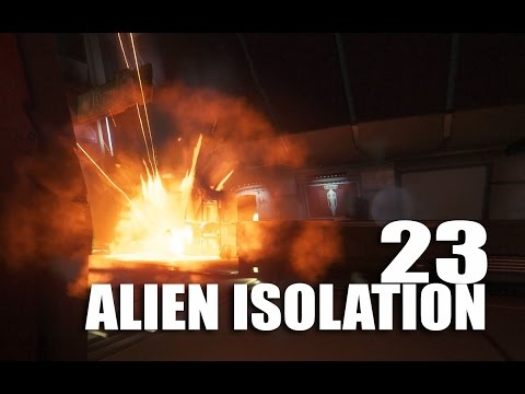 ALIEN ISOLATION 23 BOMB PEOPLE OR BECOME A FOOTNOTE (60fps)
