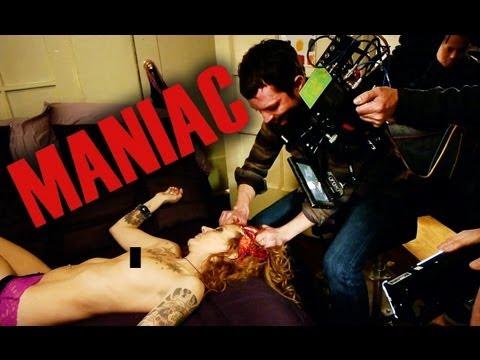 MANIAC- Blood and Gore: Behind the Scenes (Elijah Wood) NSFW