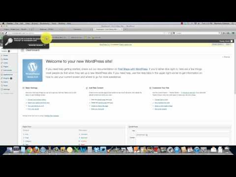 0 WordPress Tutorial   WordPress Install Tutorial