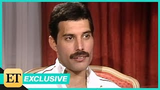 Watch Freddie Mercury's Rare 1982 ET Interview (Exclusive)