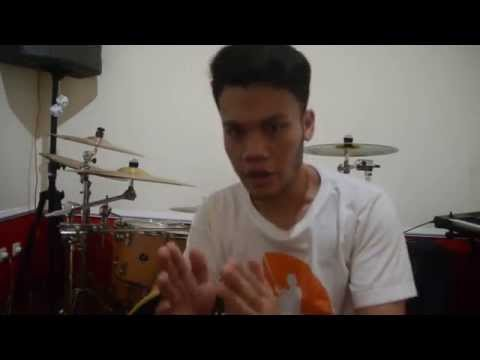SKINNYINDONESIAN24 - INDOMIE, MIE DARI INDONESIA (LAGU INDOMIE) DRUM COVER