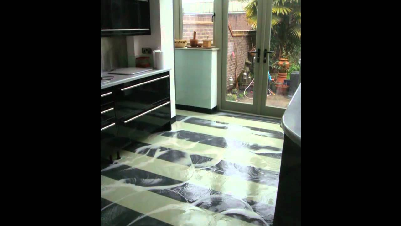 how to strip linoleum floors