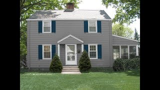 Painting Aluminum or Vinyl Siding