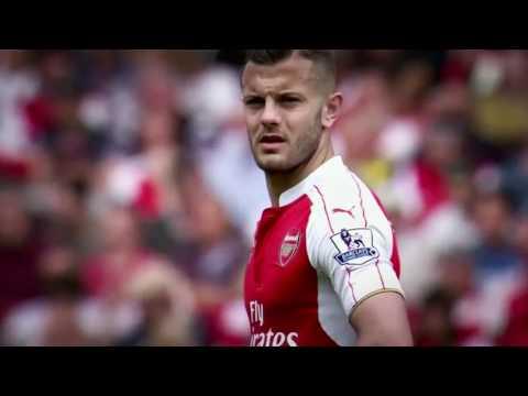 Jack Wilshere & Santi Cazorla vs Aston Villa (Home) 15/05/16 HD