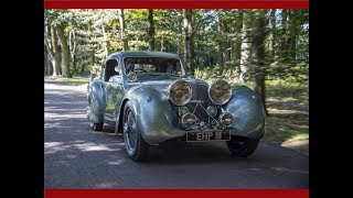Behind the scenes with Classic Jaguar - SS100 Coupe and XK120