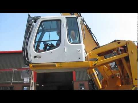 2010 LIEBHERR A924C LITRONIC For Sale