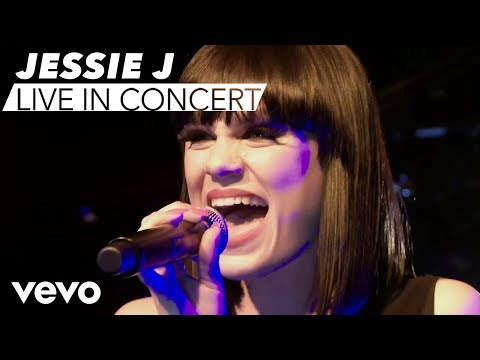 Jessie J - Nobody's Perfect (vevo Lift Presents) video