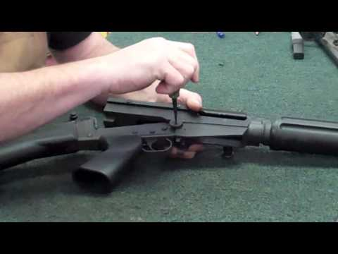 Gunsmithing Disassembly: FN FAL (Gunworks)