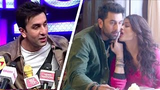 Ranbir Kapoor On Doing HOT Scenes With Aishwarya Rai In Ae Dil Hai Mushkil