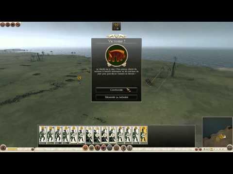 Présentation de Total War Rome II, bataille, campagne, et tutti quanti