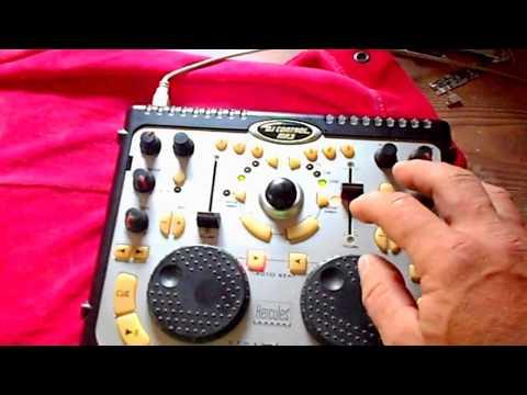 DJ Control MP3 - Hercules