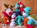 Мои новые игрушки и куклы амигуруми mp3