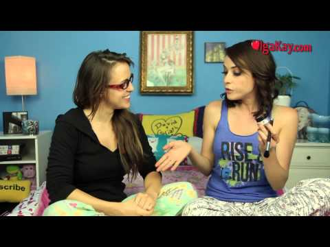 Pajama Party Bloopers video