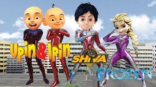 download lagu Shiva Antv Upinipin Frozen Elsa Super Animasi  Into gratis