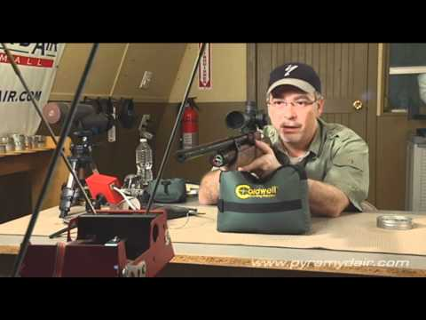 Beeman HW100 pcp air rifle - AGR Episode #55