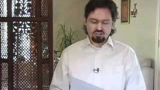 Hamza Yusuf on Pope Benedict Statment