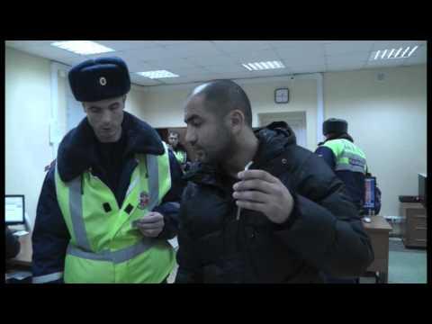 Пьяный на Киа требовал переводчика, ул. Воровского Место происшествия 02.03.2016