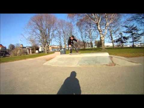 two days skating gopro edit