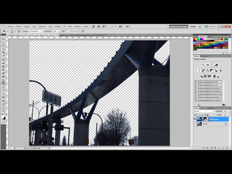 Tutorial photoshop cs5, eliminar fondos con canales
