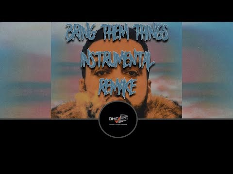 French Montana Ft Pharell - Bring Them Things Instrumental Remake Jungle Rules #DailyHeatChecc