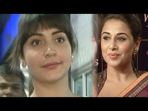 Vidya Balan Planning A Child, Anushka Sharma's Lip Surgery & More video