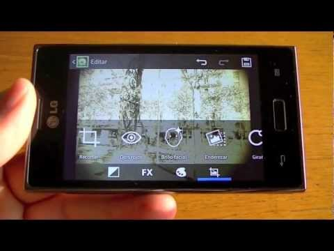 LG Optimus L5 review: Vistazo General y Sistema Operativo