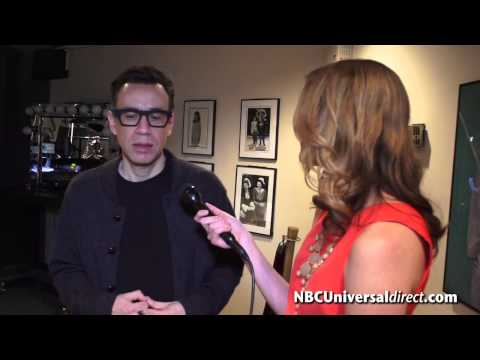 Fred Armisen on Zach Galifianakis Hosting SNL This Weekend