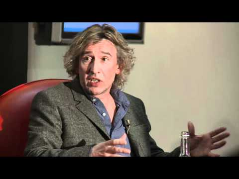 Steve Coogan at Guardian Open Weekend - the Guardian