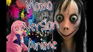Dibujando a Momo en version anime