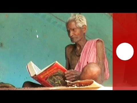 Vegetarians live longer: Oldest man in the world, born 1896, comes from India