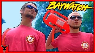 BAYWATCH in Real Life [Public Pranks]