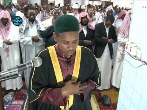 17 Ramadaan 2015 Masjidka 6ka islii Nairobi   Nucmaan Bashir & Maxamed Jiirow
