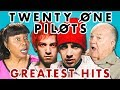 ELDERS READ TWENTY ONE PILOTS' HIT SONGS (React) -