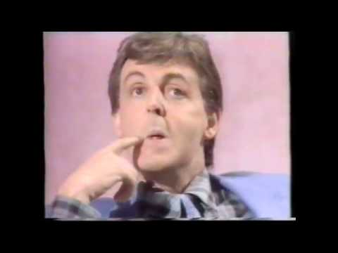 Paul McCartney - The Russell Harty Show
