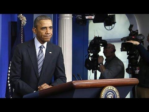 Obama : Un referendum sobre la incorporación de Crimea a Rusia violaría el derecho internacional
