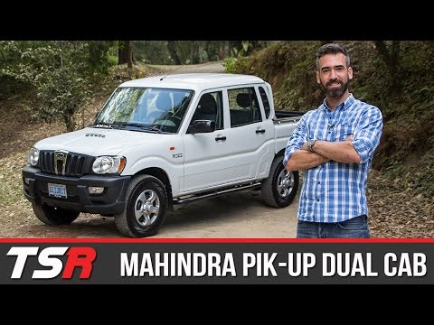 Mahindra Pik Up 2016 Doble Cabina