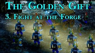 Age of Mythology: The Golden Gift - 3. Fight at the Forge