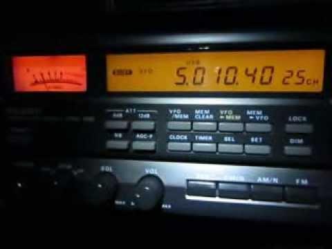 5010 khz, Radio Malagasy, Madagascar