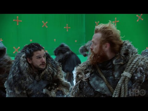 Game Of Thrones Frozen Lake Hbo