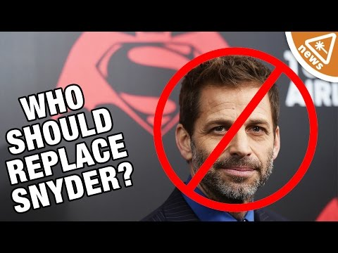 Who Should Replace Zack Snyder? (Nerdist News w/ Jessica Chobot)
