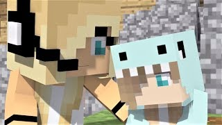 NEW Minecraft Song Psycho Girl 10 ONE HOUR - Psycho Girl Minecraft Animations and Music Video Series