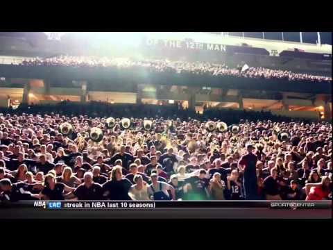 ESPN 2012 College Football Images of the Year