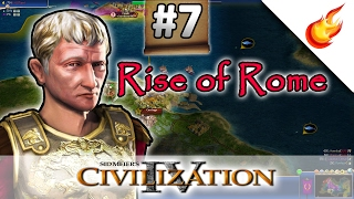 Carthaginian Walls - RISE OF ROME SCENARIO - CIVILIZATION 4: Warlords - Part 7