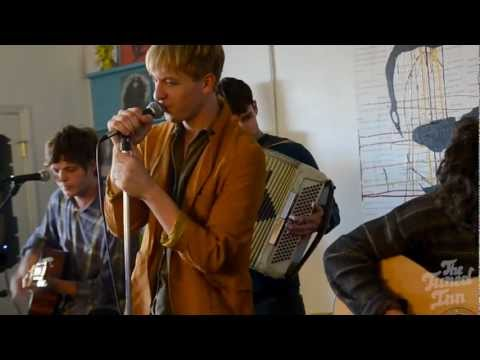 The Drums - Money (Acoustic & Live at Moogfest 2011)